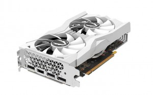 ZOTAC представила видеокарту GeForce RTX 2060 Super OC White Edition