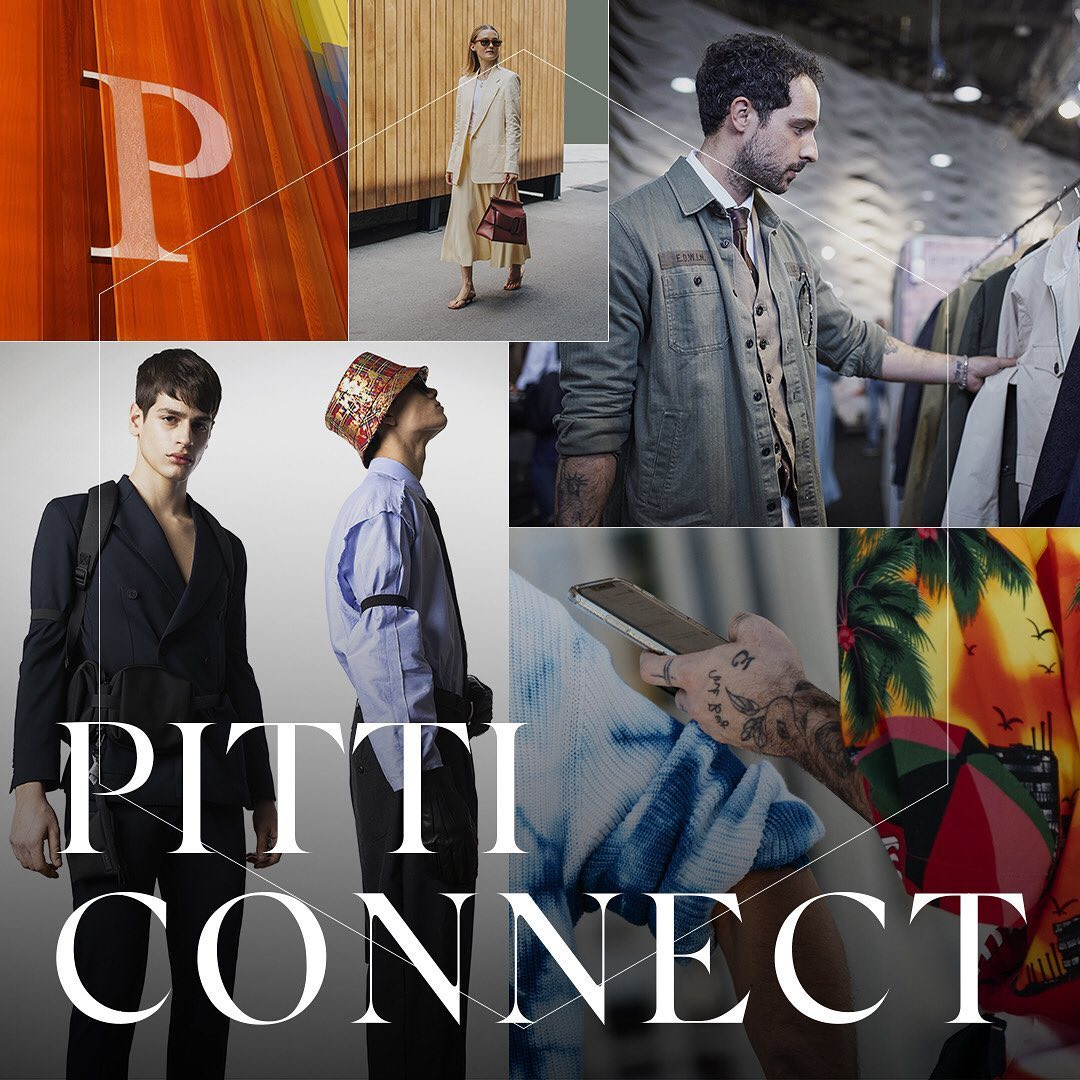 Онлайн-платформа Pitti Connect заработает 16 июля