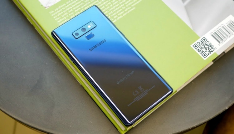 Samsung Galaxy Note 9 обновился до One UI 2.1 и получил некоторые возможности Galaxy S20