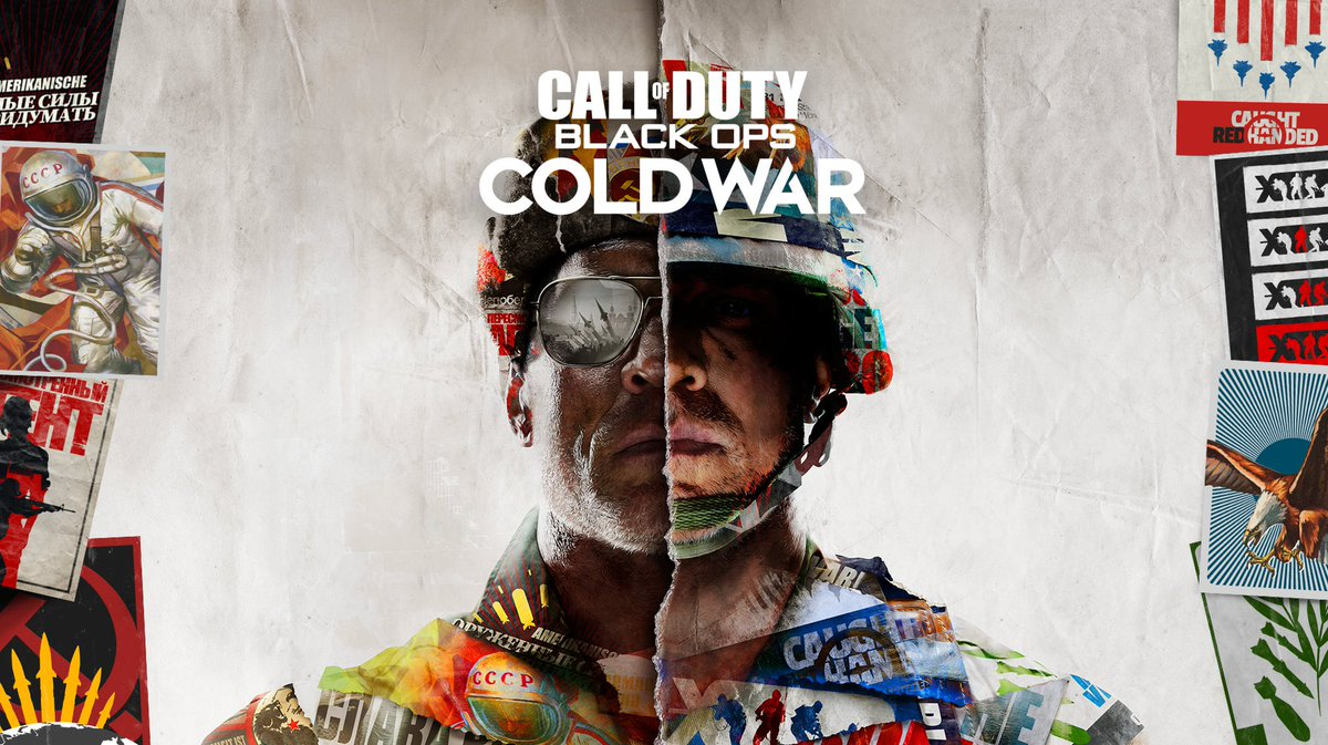 Activision опубликовала тизер Call of Duty: Black Ops Cold War