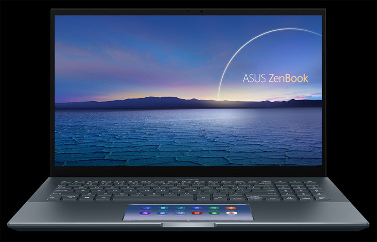 ASUS представила ZenBook Pro 15  ультрабук с Core i7-10750H, GeForce GTX 1650 Ti и 4K OLED-экраном