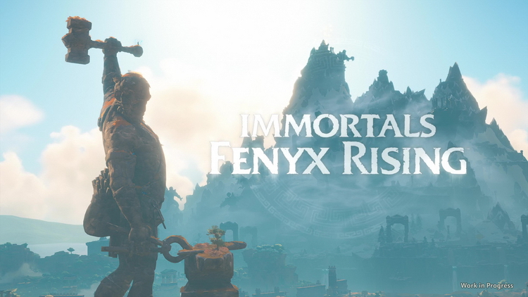 Immortals Fenyx Rising  Зельда от разработчиков Assassins Creed Odyssey
