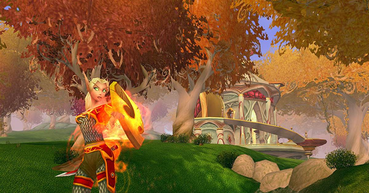 Утечка: на BlizzConline анонсируют WoW: The Burning Crusade Classic  релиз расширения состоится до конца года