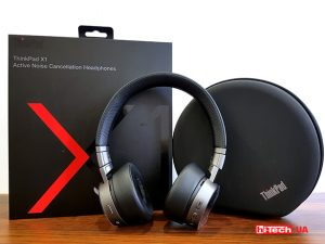 Обзор гарнитуры Lenovo ThinkPad X1 ANC Headphones