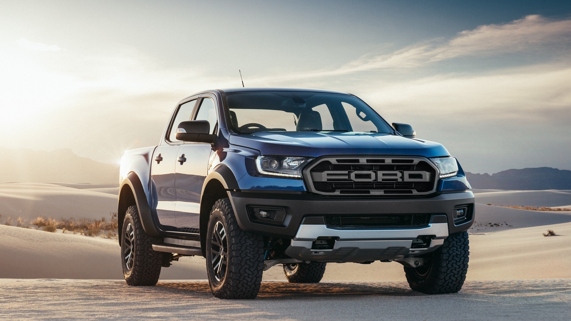 Новый Ford Ranger Raptor не получит мотор V8